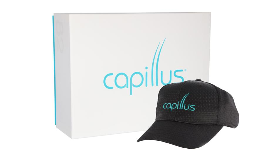 Capillus Laser Cap Therapy For Hair Loss