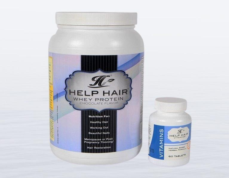 Help Hair Nutrients
